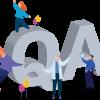 シンプルなQAシステムを提供します  ワードプレスで構築されたシンプルなQAシステム(掲示板)